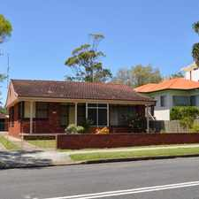 Rental info for House with Lake Views in the Forster - Tuncurry area
