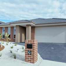 Rental info for **UNDER APPLICATION**BEAUTIFUL AND BRAND NEW
