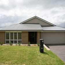 Rental info for IMPRESSIVE 4 BEDROOM HOME in the Wollongong area