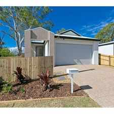 Rental info for MORETON BAY AT YOUR DOOR STEP - EXECUTIVE HOME - PET FRIENDLY in the Thorneside area