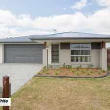 Rental info for ONE WEEKS FREE RENT!! - Brand New Family Home in Burpengary in the Burpengary East area
