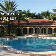 Rental info for R1S1 Realty in the Pompano Beach area