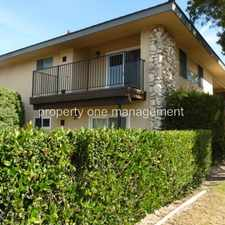 Rental info for property one management in the Isla Vista area