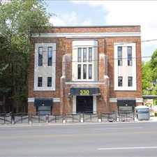 Rental info for Avenue Rd. andamp; Dupont St.: 330 Avenue Road, 1BR in the Yonge-St.Clair area