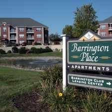 Rental info for Barrington Place Apartments