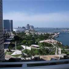 Rental info for 325 Biscayne Boulevard #2220