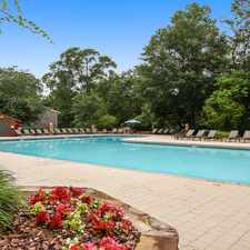 Rental info for Lodge on the Chattahoochee in the Roswell area
