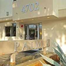 Rental info for 4702 Fulton Avenue