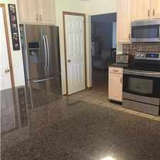Rental info for Beautiful Single Family Home .