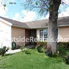 Rental info for Sunny & Updated Home with Fully Fenced Front and Back Yards in the Arleta area