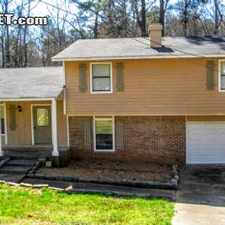 Rental info for $899 3 bedroom House in Clayton County Ellenwood
