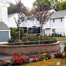 Rental info for 2 bedroom available April 15, 2016 in the Springfield area