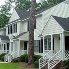 Rental info for Lovely wooded & heavily landscaped neighborhood.
