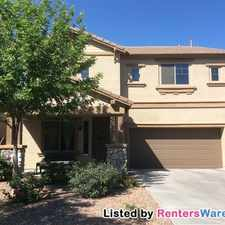 Rental info for 21852 S 215th Way