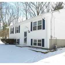 Rental info for This House is a must see. Single Car Garage!