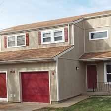 Rental info for 3 Bedroom 2 Bath Duplex with 1 Car Garage