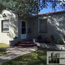 Rental info for 1059 Northwest 48th Street in the Model City area