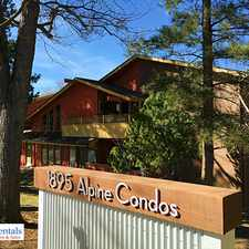 Rental info for 1895 Alpine Drive #E17 in the Whittier area