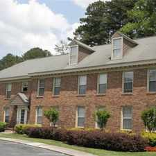 Rental info for Audubon Briarcliff in the North Atlanta area