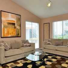 Rental info for 420 Garland Drive #493v