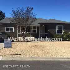 Rental info for 3 bedrooms, 2 Baths in the Lemon Grove area