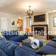 Rental info for 5 bedrooms, 3 12 Bath in the El Segundo area
