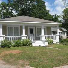 Rental info for Come check out this lovely 3/2 located in midtown in the 36605 area