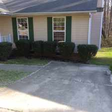 Rental info for 1506 Poplar Ridge Rd