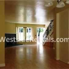 Rental info for Incredible, Spacious, High-End Townhome in University Heights in the University Heights area
