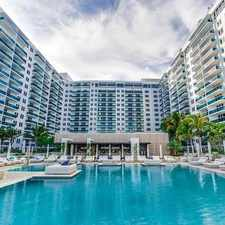 Rental info for 2301 Collins Avenue #334