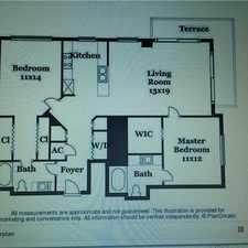 Rental info for 186 Southeast 12th Terrace #704