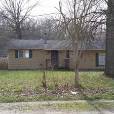 Rental info for 3 BEDROOM, 1 BATH HOME with a OVERSIZE 2 CAR GARAGE on a .80 ACRE LOT in HOUSE SPRINGS!!!