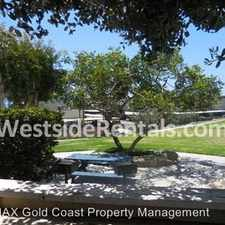 Rental info for 1 bedroom, 1 Bath in the Port Hueneme area
