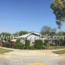 Rental info for 4 bedrooms, 2 Baths in the West Puente Valley area