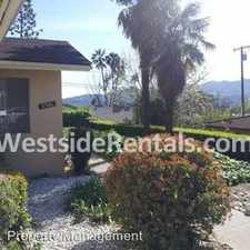 Rental info for 3 bedrooms, 2 Baths in the La Crescenta-Montrose area