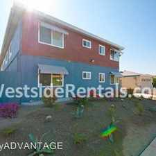 Rental info for 2 bedrooms, 1 Bath in the Talmadge area