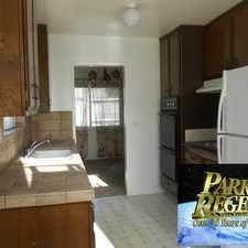 Rental info for 4513 Vista Del Monte Avenue #3