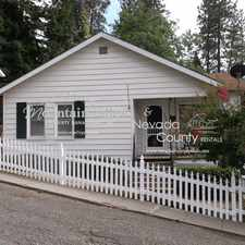 Rental info for Grass Valley Bungalow