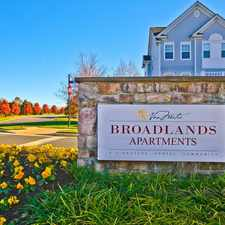 Rental info for Broadlands