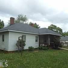 Rental info for Single Family Home Home in Griffin for Owner Financing