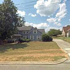Rental info for Single Family Home Home in Fort oglethorpe for For Sale By Owner
