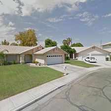 Rental info for Single Family Home Home in Yuma for For Sale By Owner