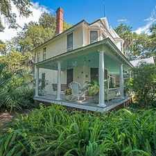 Rental info for Single Family Home Home in Micanopy for For Sale By Owner