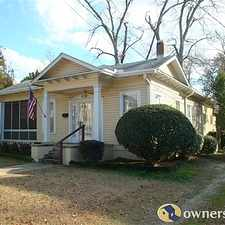 Rental info for Single Family Home Home in Eufaula for For Sale By Owner