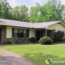 Rental info for Single Family Home Home in Dardanelle for For Sale By Owner