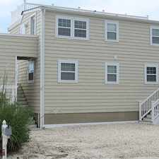 Rental info for Single Family Home Home in Harvey cedars for Owner Financing