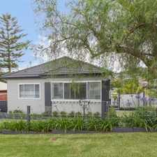 Rental info for 1 Nord Street, Speers Point