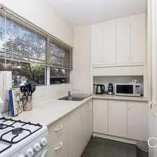 Rental info for Light and Bright one bedroom apartment in the Heart of Neutral Bay