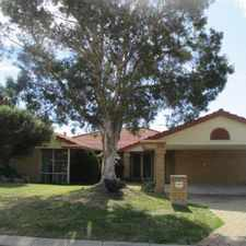 Rental info for SPACIOUS FAMILY HOME