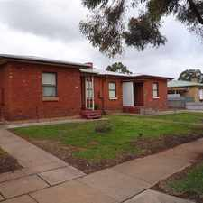 Rental info for Updated 3 Bedroom Semi in the Adelaide area